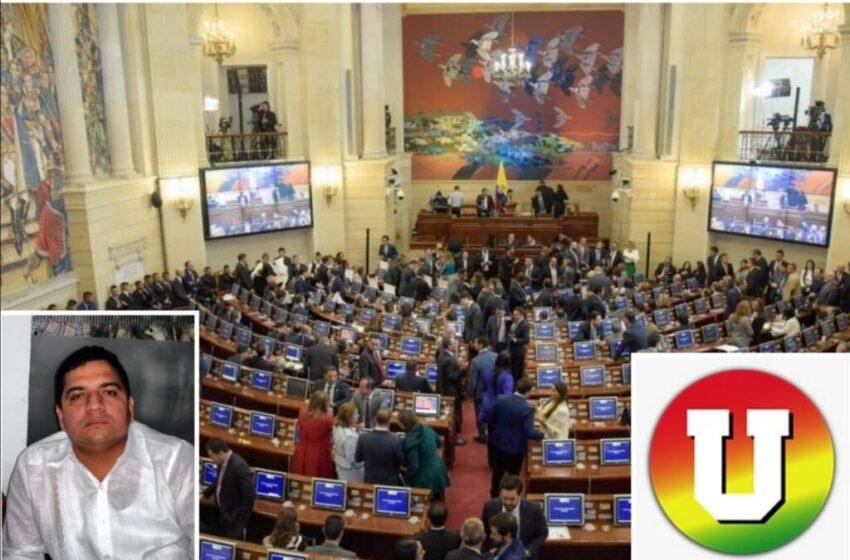 Toño Ortega va para la Cámara, el partido de la U muestra sus cartas