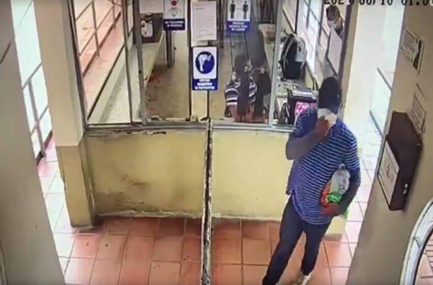Los videos del presunto terrorista del carro bomba en Cúcuta