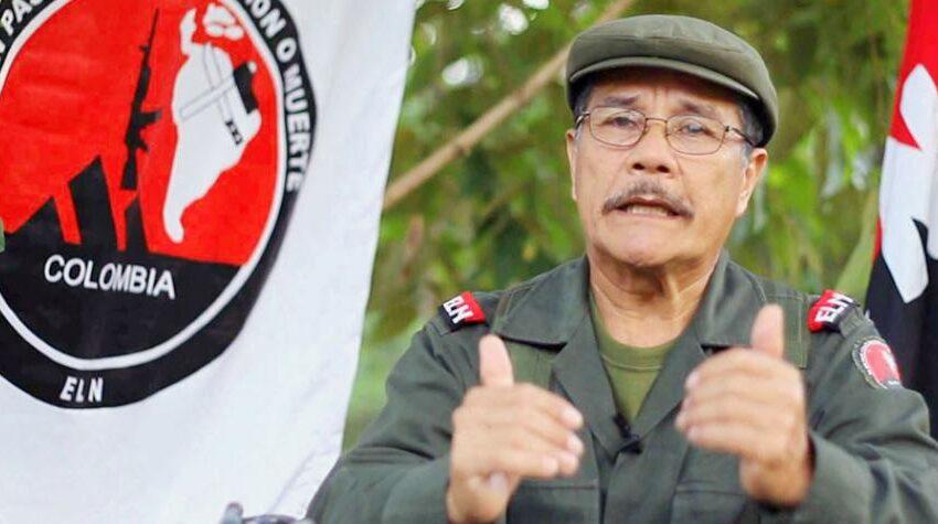Jefe máximo del Eln renuncia a la dirección de la guerrilla