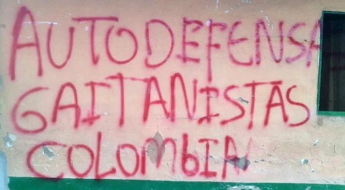Amenazan a cuatro periodistas en Córdoba con panfleto paramilitar