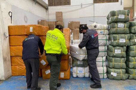 En Colombia, una de cada tres prendas es de contrabando