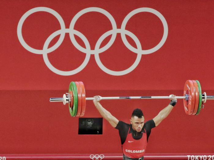 Primera medalla para Colombia en los Olímpicos de Tokio