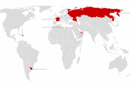 Mira en este mapa qué países ya aprobaron una tercera dosis de la vacuna contra el covid-19