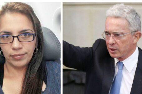 Ella es Deyanira Gómez, la víctima que reconoció la Corte Suprema en el caso Uribe