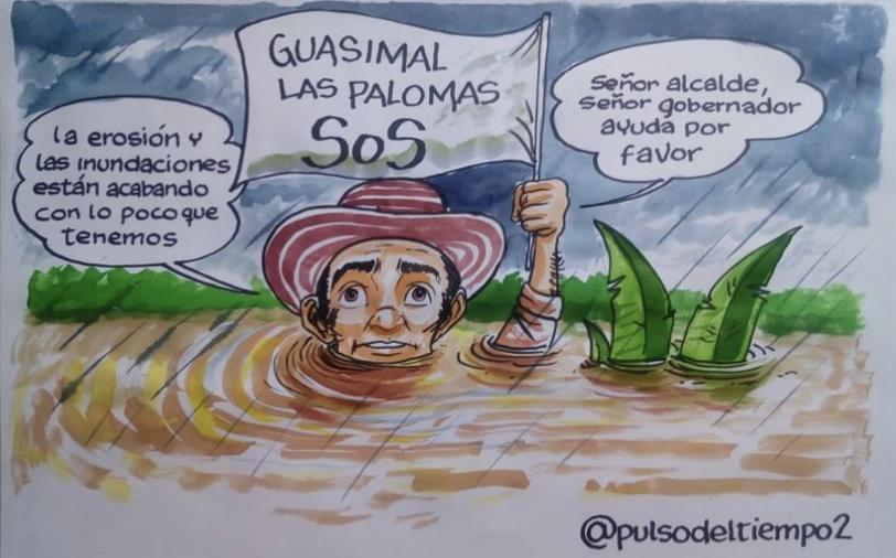 SOS POR NUESTROS CAMPESINOS.