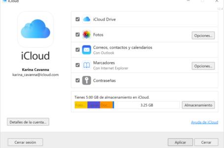 Apple lleva las contraseñas de iCloud a los equipos Windows