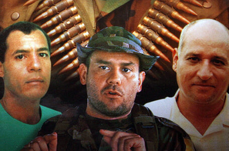 Insólita historia en la Corte Suprema sobre los hermanos líderes paramilitares Carlos y Vicente Castaño
