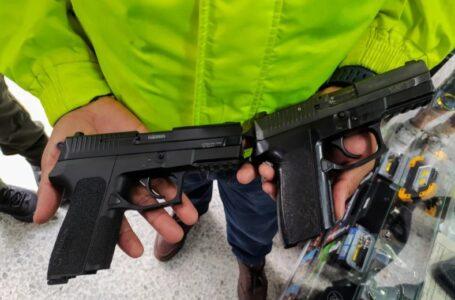 Portar armas traumáticas o de fogueo sin licencia podría dar hasta 12 años de cárcel, según proyecto