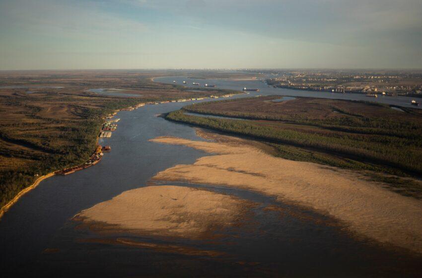 El Paraná se marchita y con él, se seca un pilar económico de Sudamérica